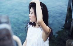 MC Giọng hát Việt xinh như thiên thần trong bộ ảnh mới