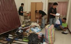Cảnh sát Thái Lan truy tìm nữ nghi phạm liên quan đến vụ nổ bom