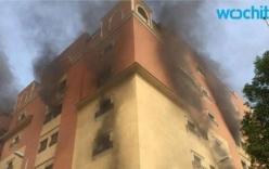 Cháy lớn tại Ả Rập Saudi, hơn 200 người thương vong