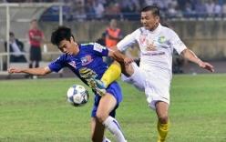 Lịch thi đấu và trực tiếp vòng 24 V-League 2015: HAGL tiếp đón Hà Nội T&T