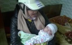 Bé sơ sinh suýt bị mẹ nuôi bán sang Trung Quốc