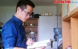 Nam sinh Hà Tĩnh giành học bổng 4 trường ĐH Mỹ