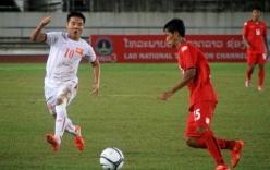 Video bàn thắng: U19 Việt Nam 2-0 U19 Myanmar - giải U19 ĐNÁ
