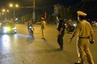 Video: Cảnh sát 141 ứng trực, xử lý các đối tượng gây rối dịp 2/9