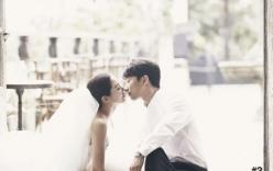 Nữ diễn viên phim Dong Yi hé lộ ảnh cưới và thiệp mời