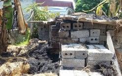 Ngôi nhà ở Hải Phòng vẫn tiếp tục phát hỏa