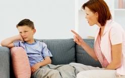 7 điều cha mẹ cần làm khi trẻ nói tục