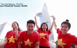 Xúc động thanh niên Đông Nam Á hát