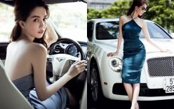 Ngọc Trinh đem 4 siêu xe lên phim 18 tỷ đồng
