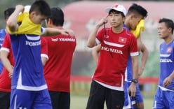 ĐT Việt Nam đấu với Đài Loan: Tuấn Mạnh, Đình Tùng góp mặt