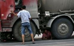 Những tình huống thoát chết khó tin trong tai nạn giao thông