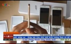 iPhone chạy hệ điều hành Android: Hồn Trương Ba - da hàng thịt