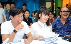 Vợ chồng Lý Hải - Minh Hà đi casting diễn viên phim