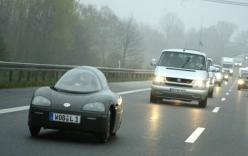 Cận cảnh ô tô 1 chỗ ngồi giá hơn 13 triệu đồng