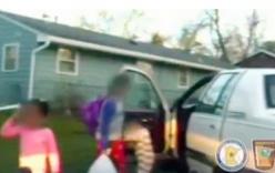 Video: Em bé 8 tuổi lái ô tô trốn cảnh sát hơn 30 km