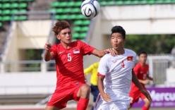 Kết quả trận đấu U19 Việt Nam 0-6 U19 Thái Lan