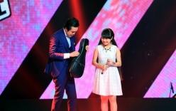 Giọng hát Việt nhí 2015: Gặp lại cô bé đọc rap