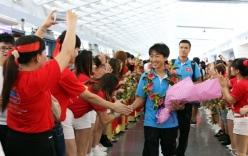 Có mặt tại Đài Loan, ĐT Việt Nam quyết tâm giành 3 điểm