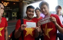 CĐV Việt Nam tại Đài Loan lên kế hoạch
