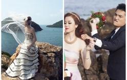 Hé lộ ảnh cưới của ông trùm hoa hậu Mã Siêu và nữ tiếp viên hàng không