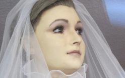Mannaquin cô dâu ở Mexico bị đồn là xác ướp