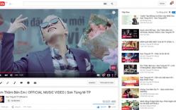 MV Âm thầm bên em của Sơn Tùng M-TP cán mốc 10 triệu views