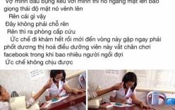 Nam Định: Lập tức chuyển công tác nữ điều dưỡng bỏ mặc bệnh nhân