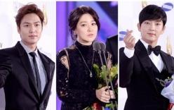 Lee Young Ae dẫn đầu làn sóng Hallyu tại Seoul Drama Award 2015
