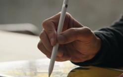 Cận cảnh chiếc Apple Pencil khiến tín đồ công nghệ ao ước