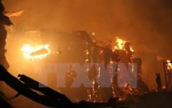 Giận vợ, đốt nhà làm chết 3 con ruột ở Tây Ninh
