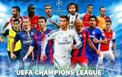 Kết quả vòng bảng Champions League 2015/16: Chelsea thắng đậm