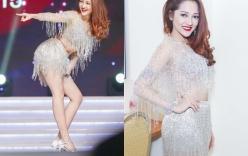Bảo Anh xuất hiện rạng ngời cùng 70 thí sinh Hoa hậu Hoàn vũ Việt Nam