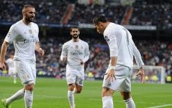 Video bàn thắng: Ronaldo tỏa sáng, Real \