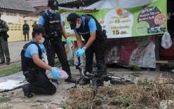Nổ bom liên tiếp ở Thái Lan
