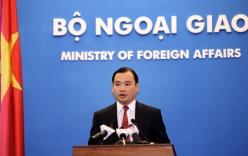 Việt Nam xác minh thông tin Trung Quốc xây thêm đường băng ở Trường Sa