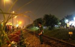 Người đàn ông chết thảm vì cố băng qua đường ray