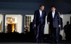 Video: Ông Tập Cận Bình và Obama gặp nhau tại Nhà Trắng