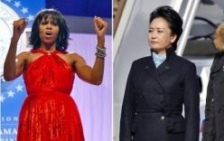 5 điểm khác biệt giữa đệ nhất phu nhân Mỹ và Trung Quốc