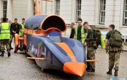 Siêu xe nhanh nhất thế giới với kỷ lục 1000 dặm/h