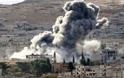 Vừa tham gia không kích, Pháp đã xóa sổ một căn cứ của IS