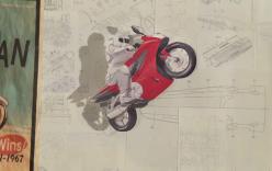 Tái hiện quá trình phát triển của Honda qua video