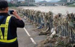 Siêu bão Dujuan tàn phá Đài Loan, hơn 300 người thương vong