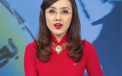 BTV Hoài Anh lần đầu khoe giọng hát trên sóng truyền hình