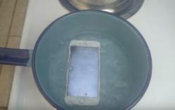 Luộc chín iPhone 6s và cái kết bất ngờ
