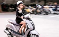 Từ 10/2015: Người cận dưới 4/10 không được phép lái xe máy