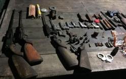 Quảng Ninh: Đập đá xong, chế tạo súng bán kiếm lời
