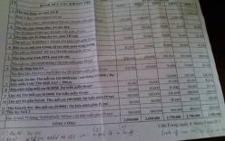 Hà Tĩnh: Trường tiểu học trả lại tiền lạm thu