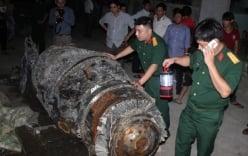 Ngư dân Hà Tĩnh phát hiện xác máy bay quân đội Mỹ được hỗ trợ 30 triệu