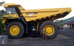 """""""Siêu xe tải"""" giá 20 tỷ đồng xuất hiện ở Quảng Ninh"""