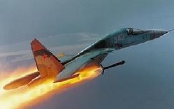 Xe tăng bay Su-34 phô diễn sức mạnh hủy diệt